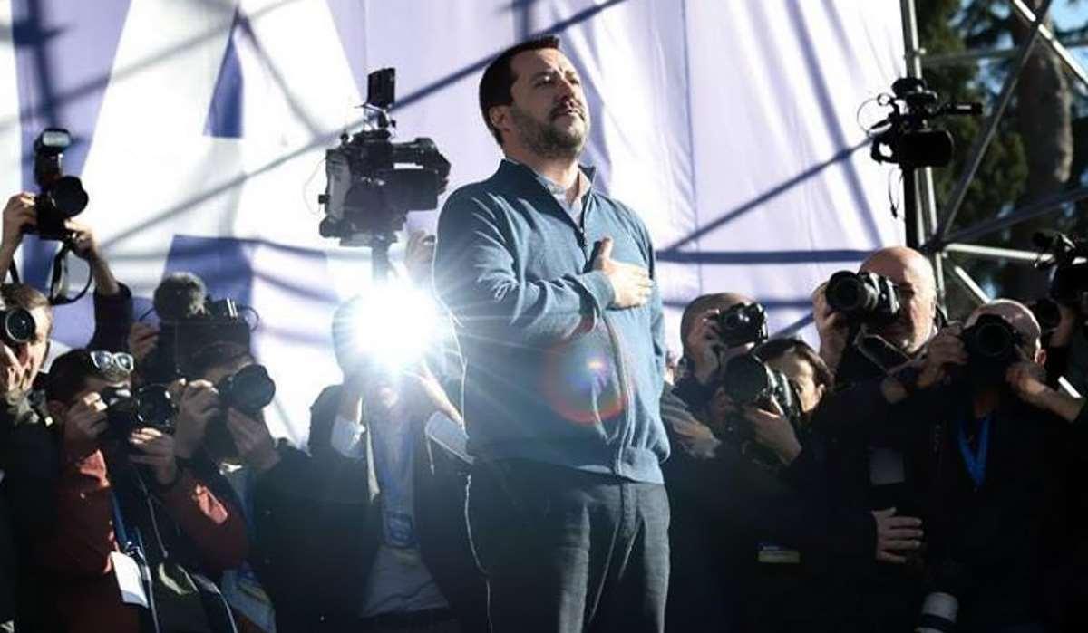 Matteo Salvini ovvero l'insindacabile