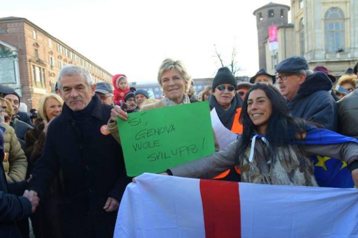 Ecco che cosa ne pensano i NoTav della manifestazione pro Tav del 12 gennaio