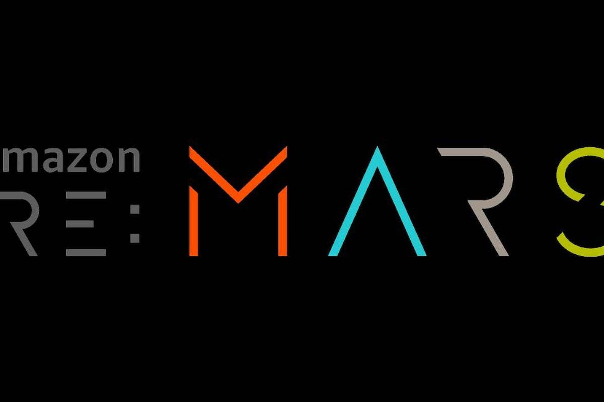re:MARS, l'IA secondo Amazon dal 4 al 7 giugno 2019 a Las Vegas