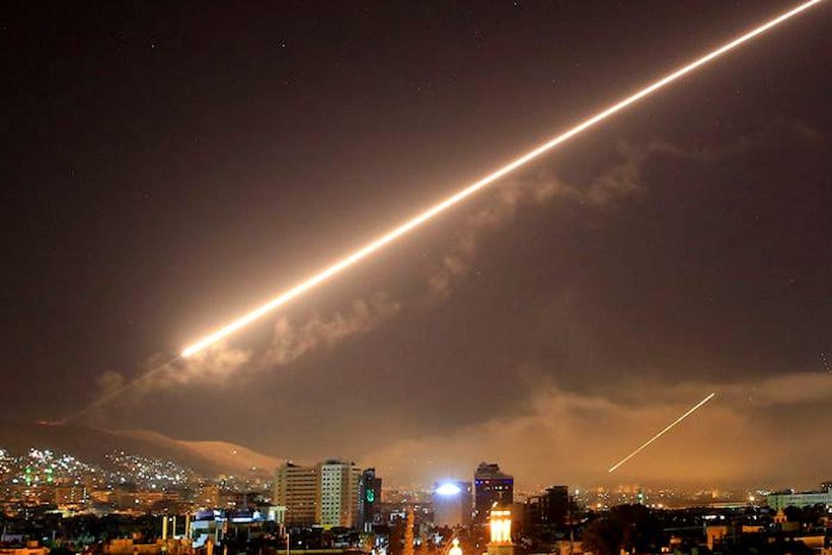 Anche Israele in guerra in Siria... contro l'Iran