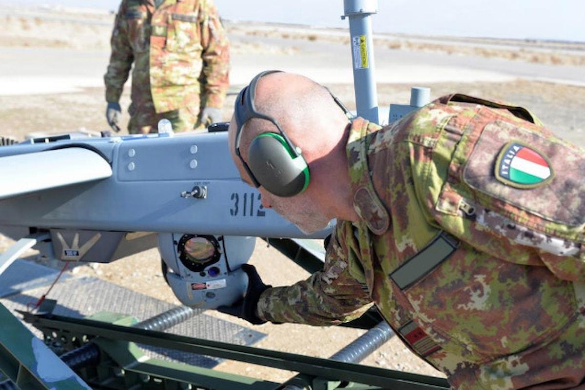 Afghanistan, drone italiano raggiunge 2000 ore di volo durante una missione