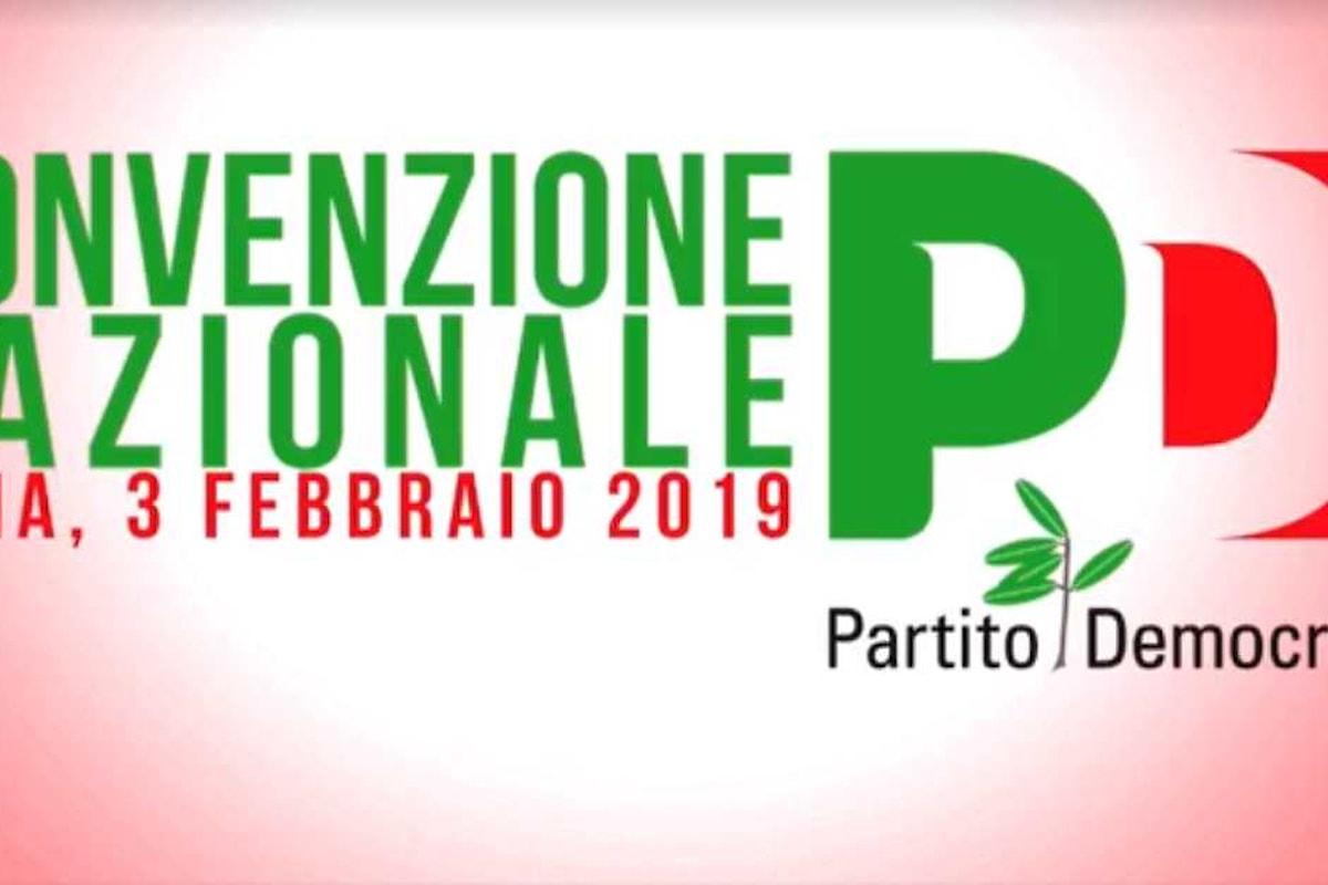 Sarà tra Zingaretti, Martina e Giachetti la corsa a tre per la segreteria del Partito Democratico