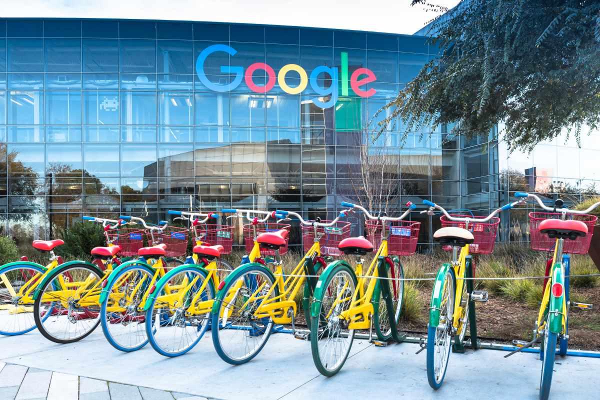 13 miliardi di dollari l'investimento di Google nel 2019 per installare nuove infrastrutture negli Usa