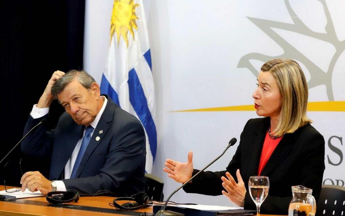 In Uruguay si cerca di trovare uno sbocco alla crisi in Venezuela