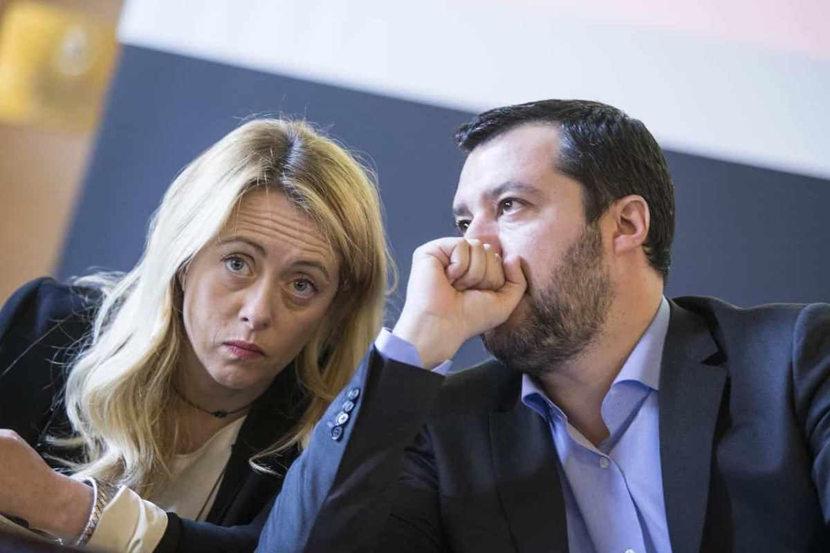Salvini e Meloni relatori al Congresso Mondiale delle Famiglie, ma uno è divorziato e l'altra vive more uxorio