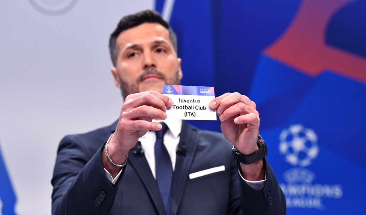 Ai quarti di Champions per la Juventus c'è l'Ajax, in Europa League il Napoli se la vedrà con l'Arsenal