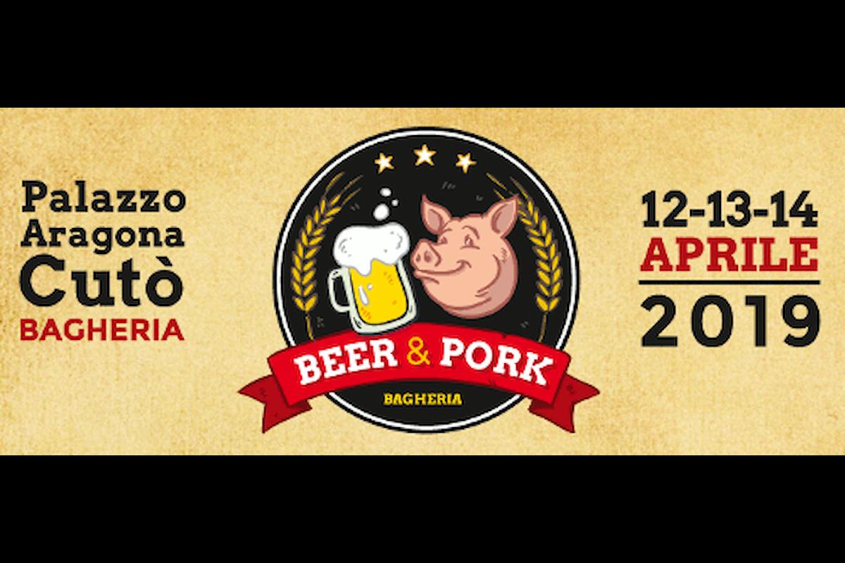 "In arrivo a Bagheria ""Beer & Pork"" dal 12 al 14 Aprile. Kermesse con birrifici artigianali e macellerie d'eccellenza"