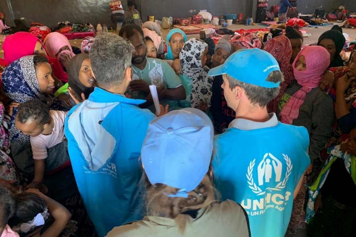 Libia: al Sarraj minaccia l'invasione, Conte media, l'UNHCR chiede l'evacuazione dei rifugiati detenuti