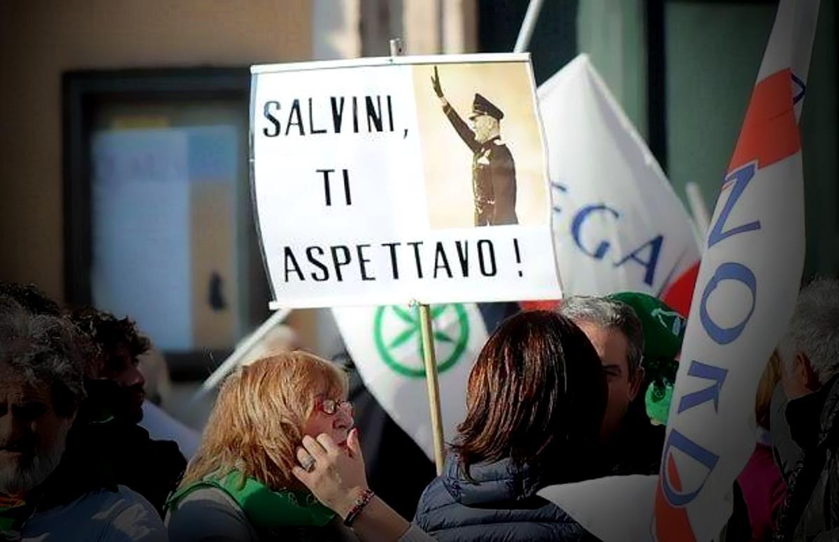 Il 25 aprile non è la Festa della Liberazione, ma il derby fascisti - comunisti