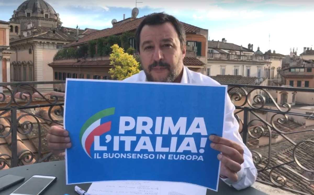 Salvini, Di Maio e Conte si riuniscono per confermare le misure annunciate nel Def