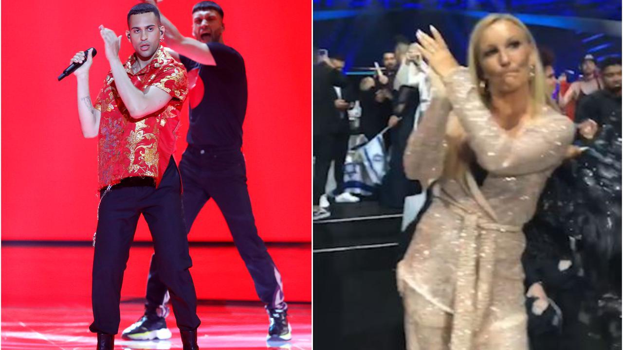 Eurovision 2019 Tutti a ballare il ritornello di Soldi