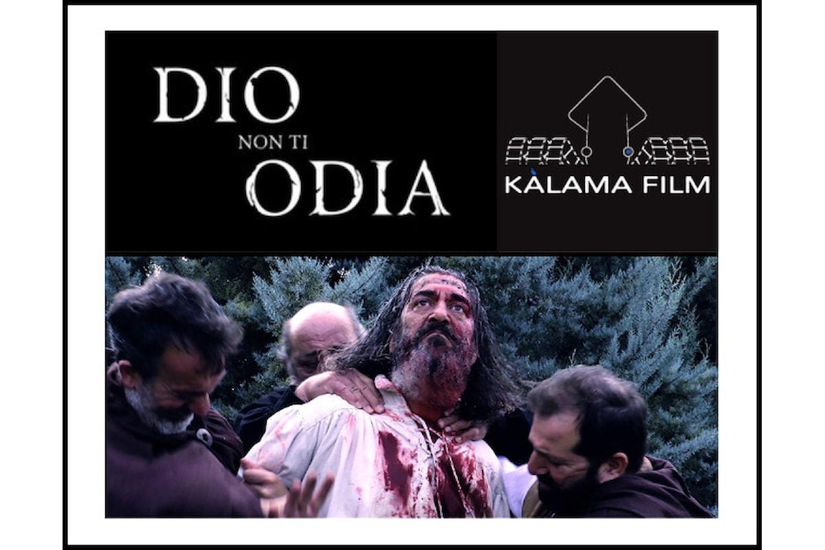 """""""Dio non ti odia"""" - film del regista bagherese Fabrizio La Monica"""