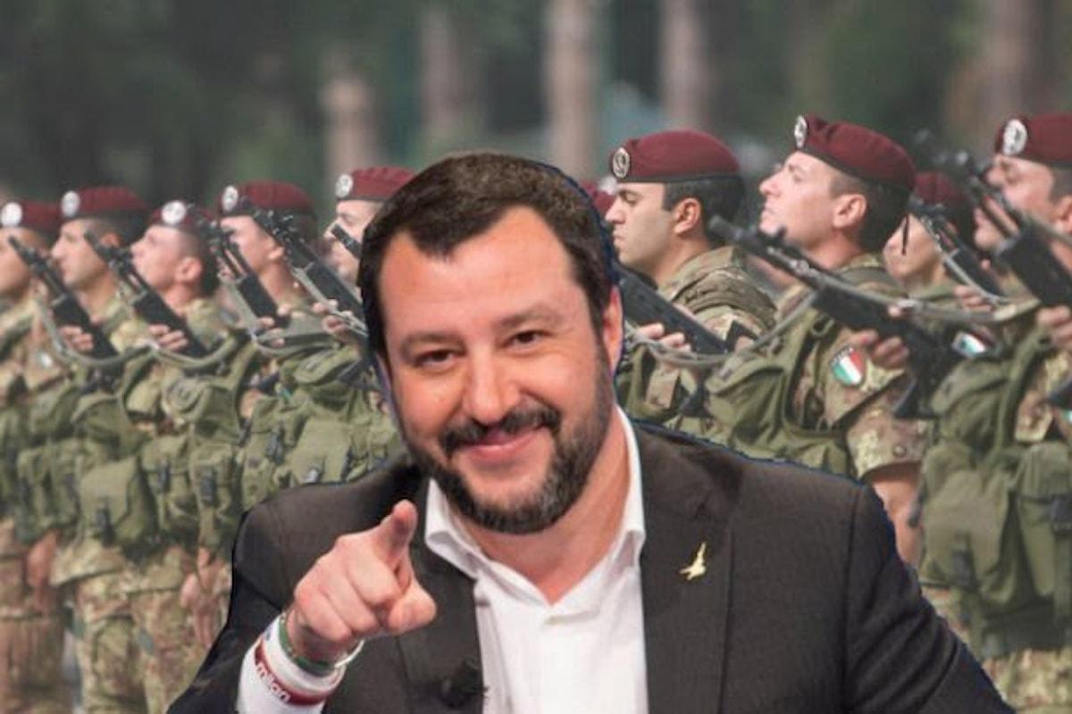 Sicurezza bis pronta la bozza, Salvini non perdona!