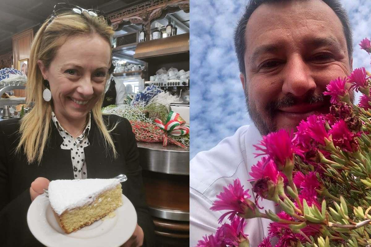 Meloni e Salvini candidati alle europee in tutte le circoscrizioni: una presa in giro per gli elettori