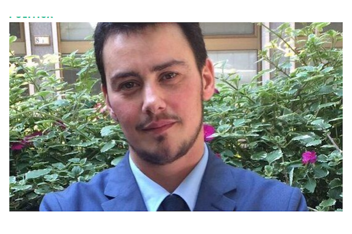 A Tromello Eletto Gianmarco Negri il primo sindaco transgender d'Italia