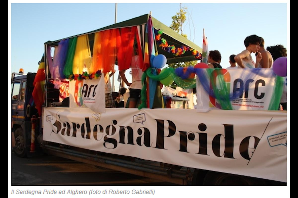 Nessuna tassa sulla sicurezza per il Pride 2019 Sardegna
