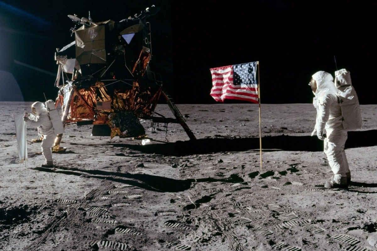 10 curiosità sulla luna e sulla missione APOLLO 11 [Speciale 50° anniversario del primo sbarco]