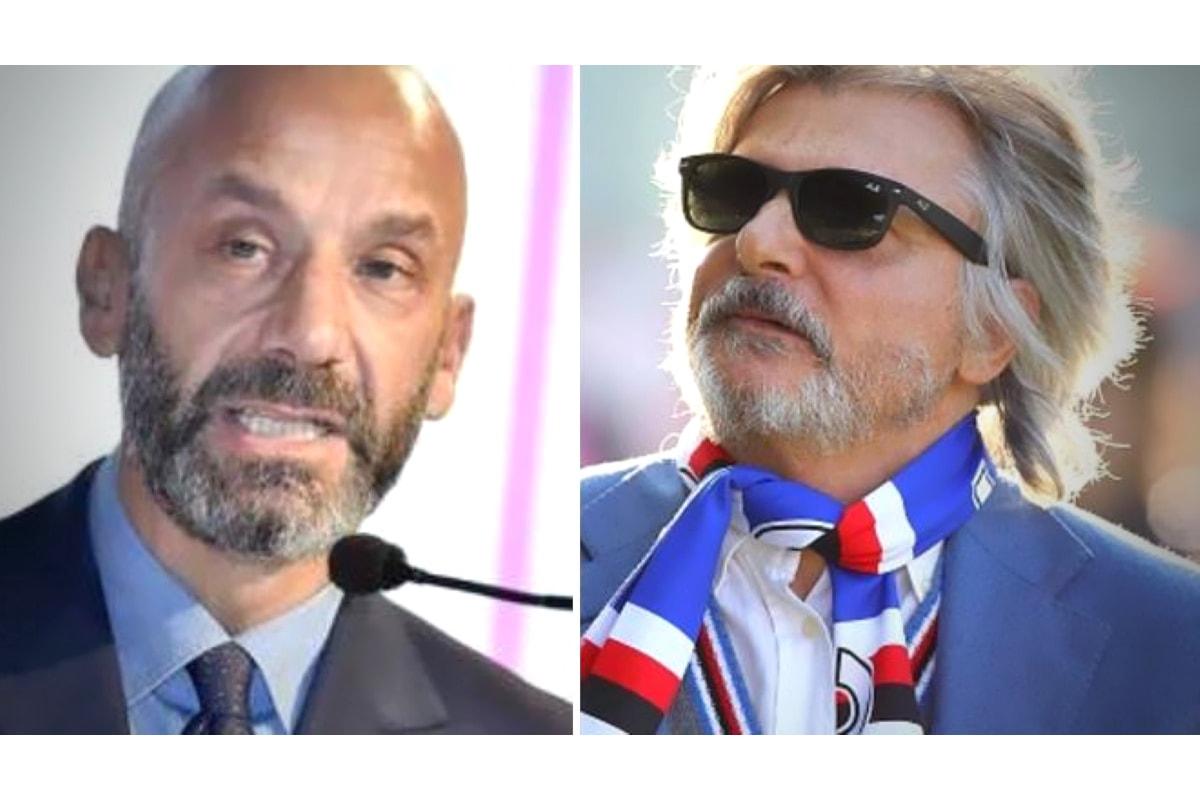 La Sampdoria ha finalmente trovato qualcuno che se la piglia