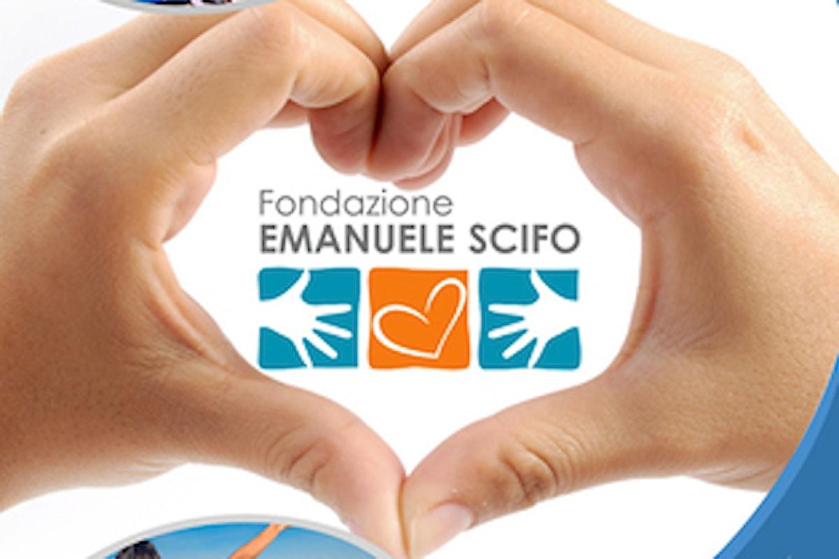 Sostieni la Fondazione Emanuele Scifo con una donazione attraverso 1caffe'.org