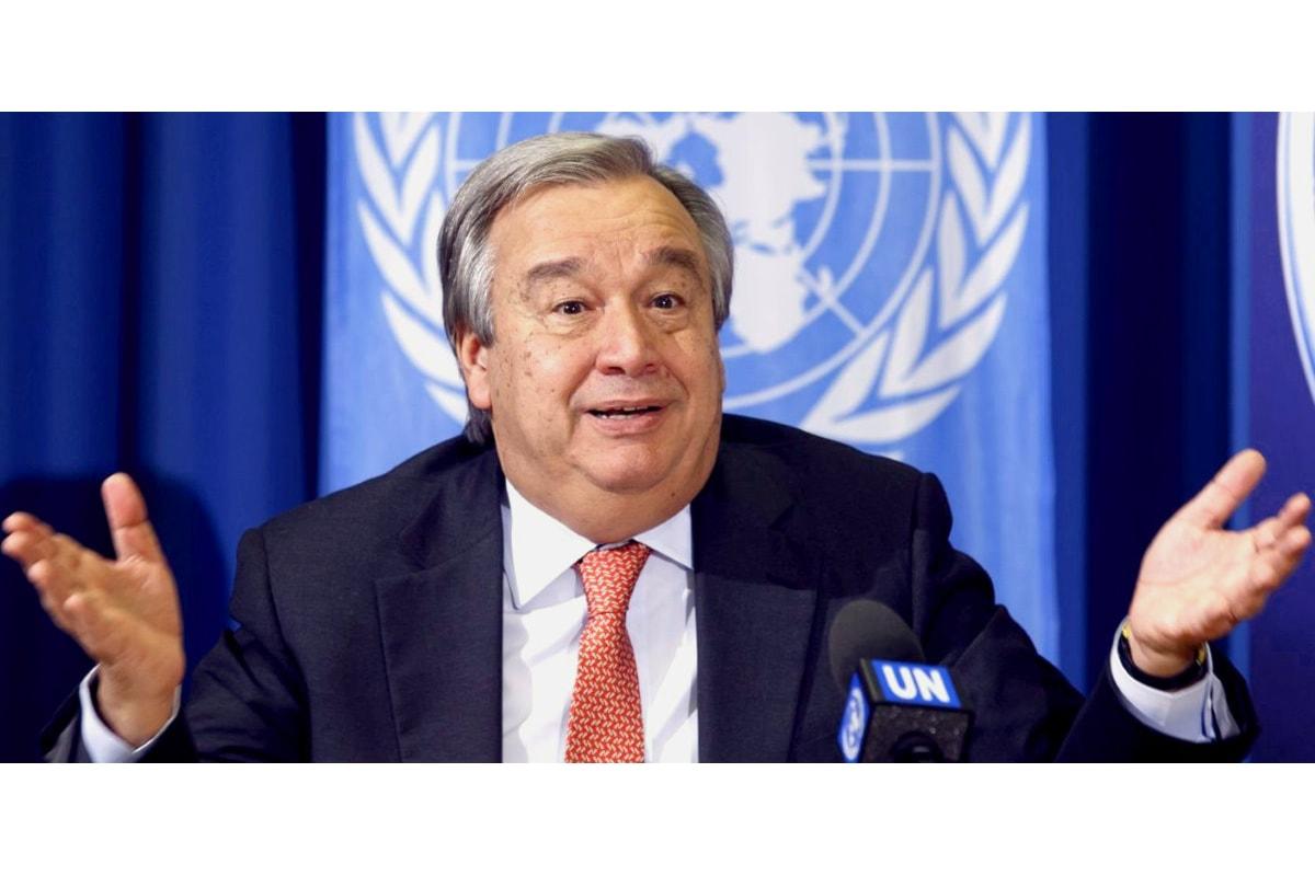 La doppia morale delle Nazioni Unite del segretario Guterres
