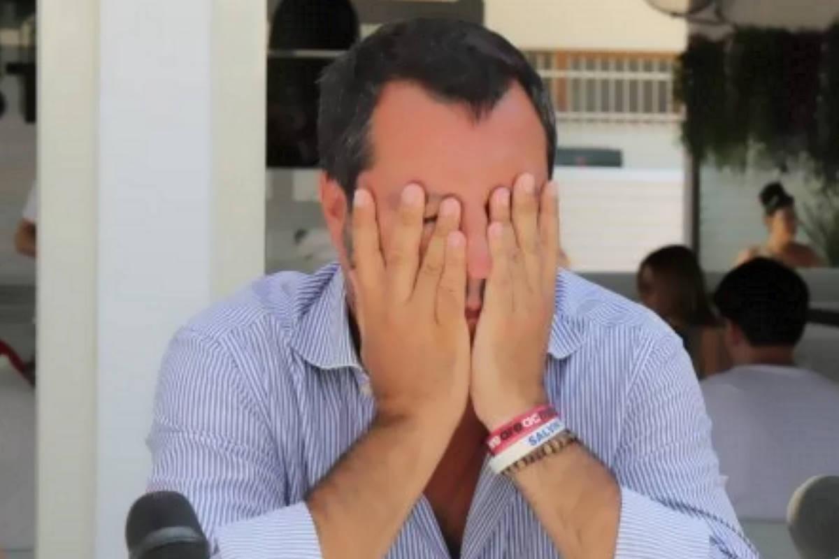 Se Salvini non è in grado di capire le domande, come può fare il ministro e partecipare al governo del Paese?