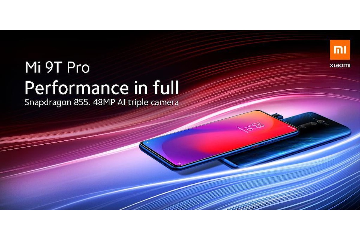 Xiaomi Mi 9T Pro è ora disponibile in Italia