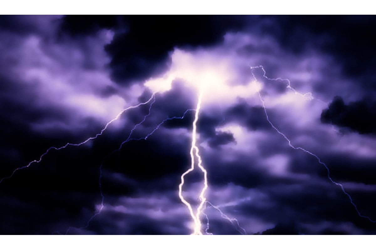 La settimana di ferragosto inizia con temporali al nord