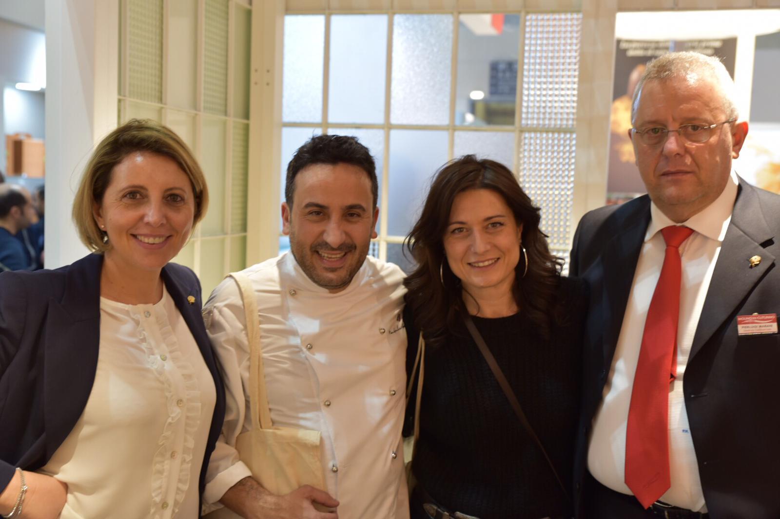 Lo chef Natale Giunta porta per la prima volta in Umbria la sua cucina