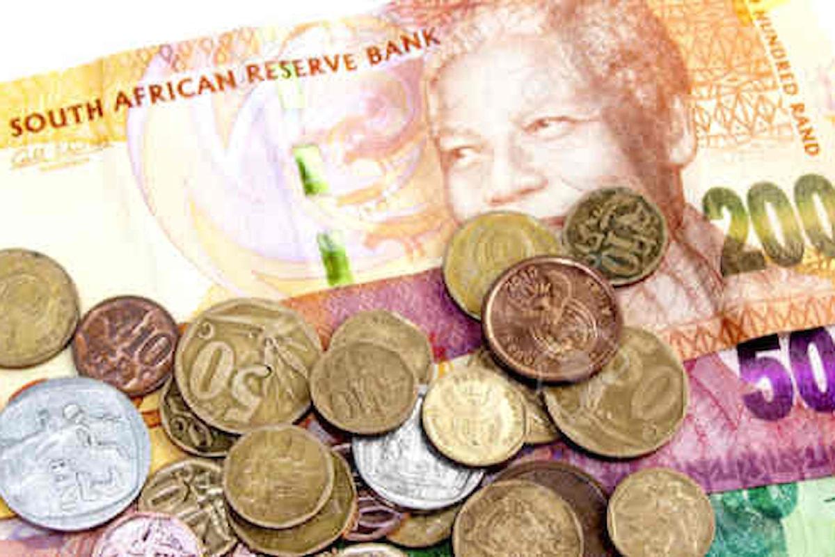 Valute emergenti in discesa a causa del clima di avversione al rischio