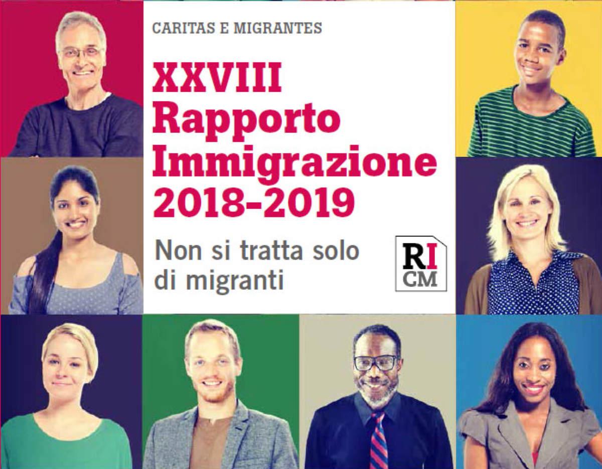 Presentata la 28.esima edizione del Rapporto Immigrazione di Caritas Italiana e Fondazione Migrantes