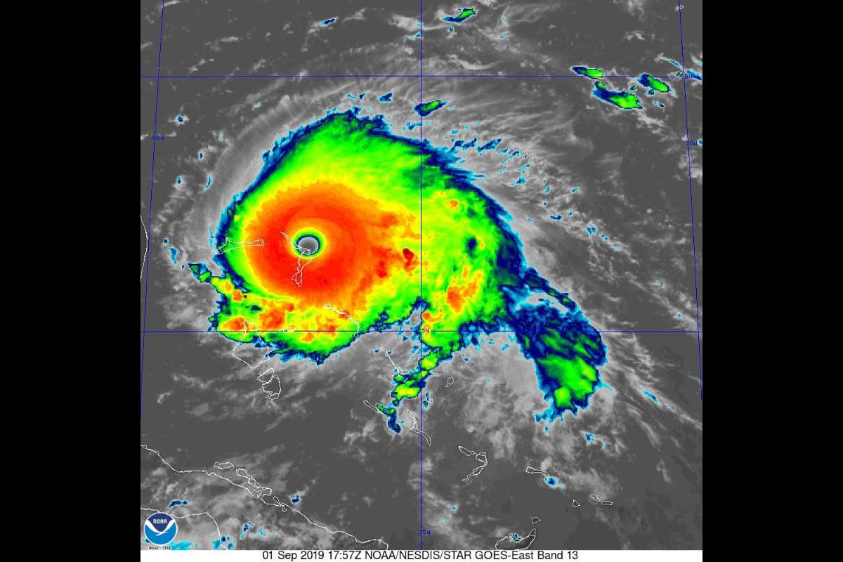 Uragano Dorian, alle Bahamas devastazione senza precedenti