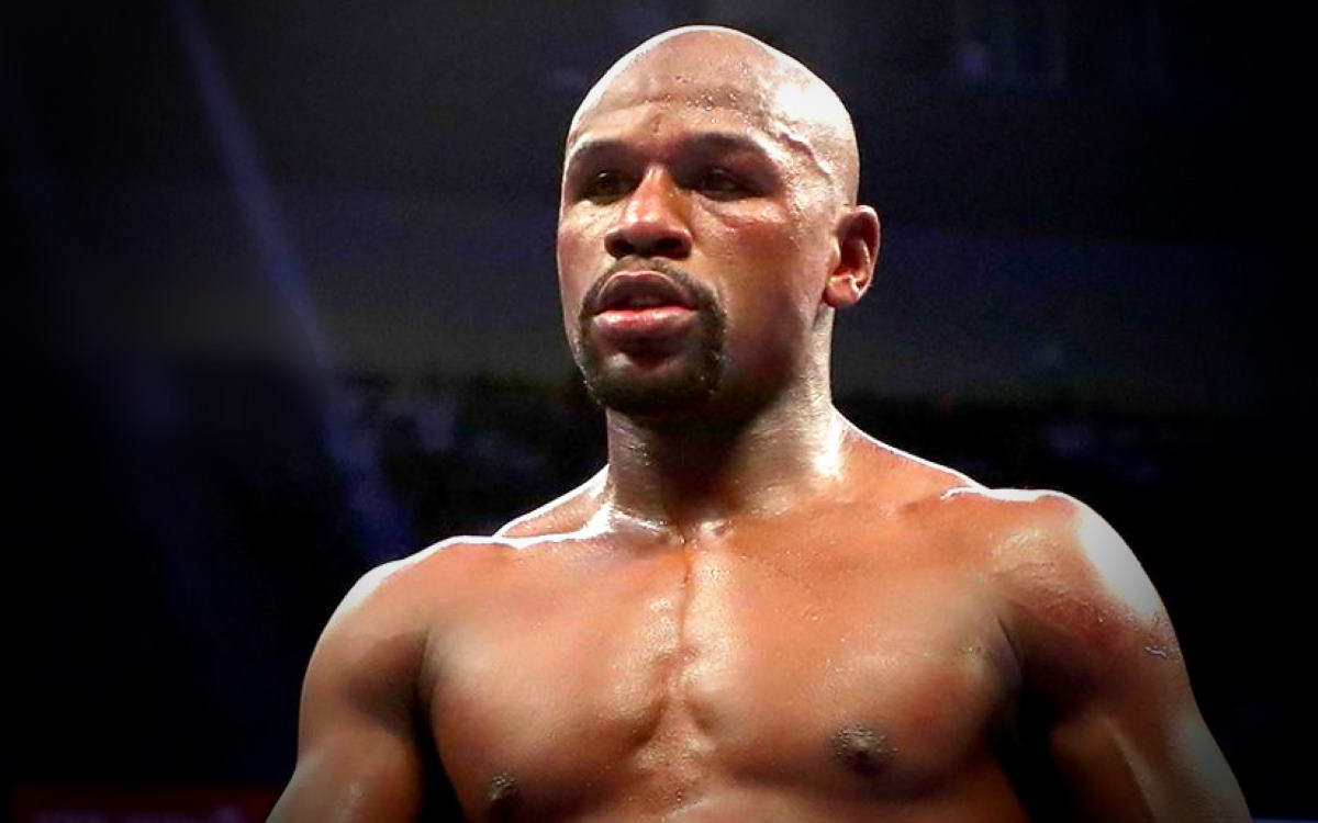 Floyd Mayweather pronto a tornare sul ring in Cina