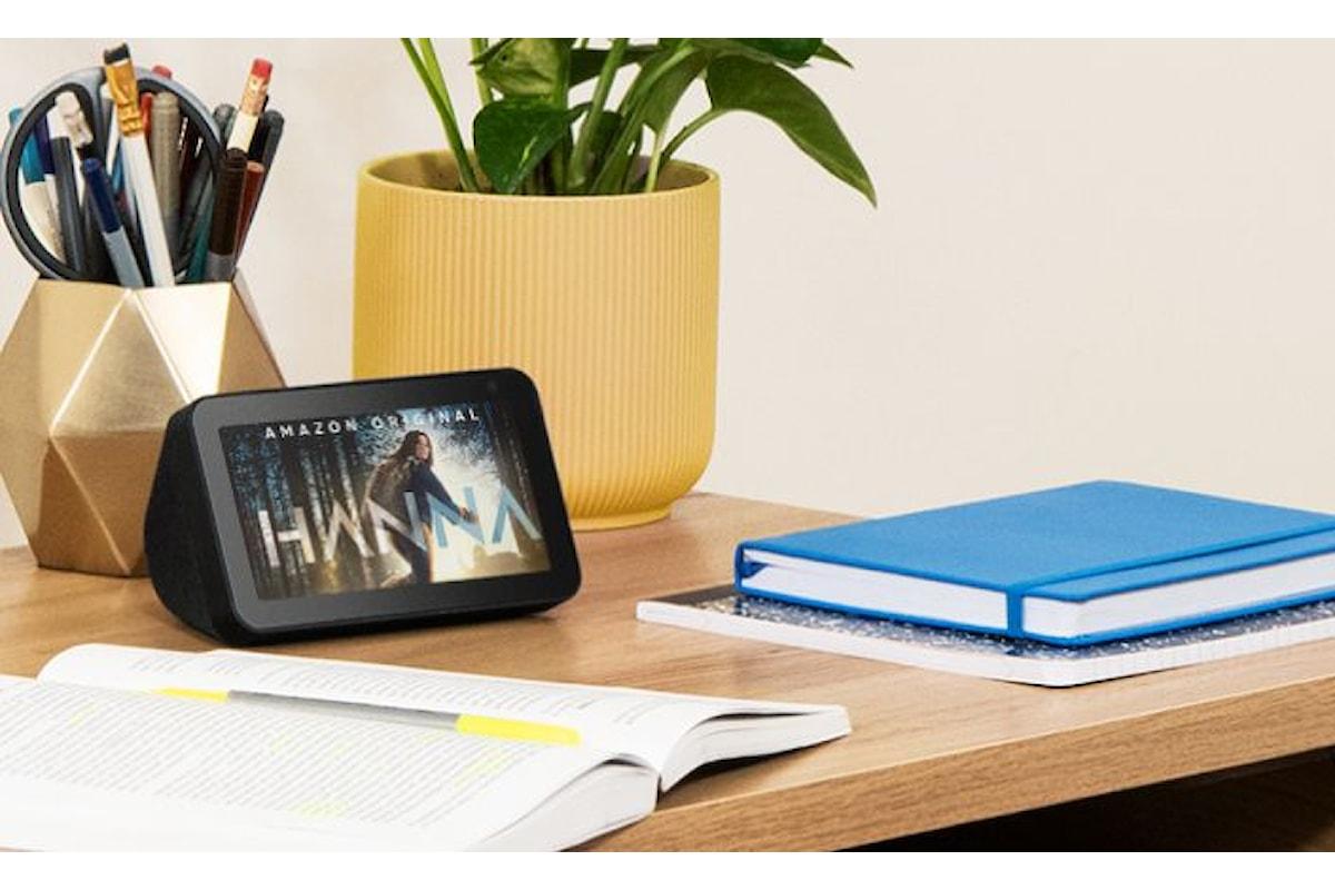 Ecco la recensione dell'Echo Show 5: il best-buy tra gli smart speaker... ed ha anche il display!