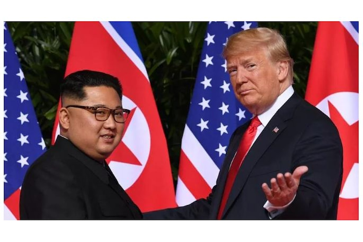 Kim Jong-un ha invitato Donald Trump in Corea del Nord