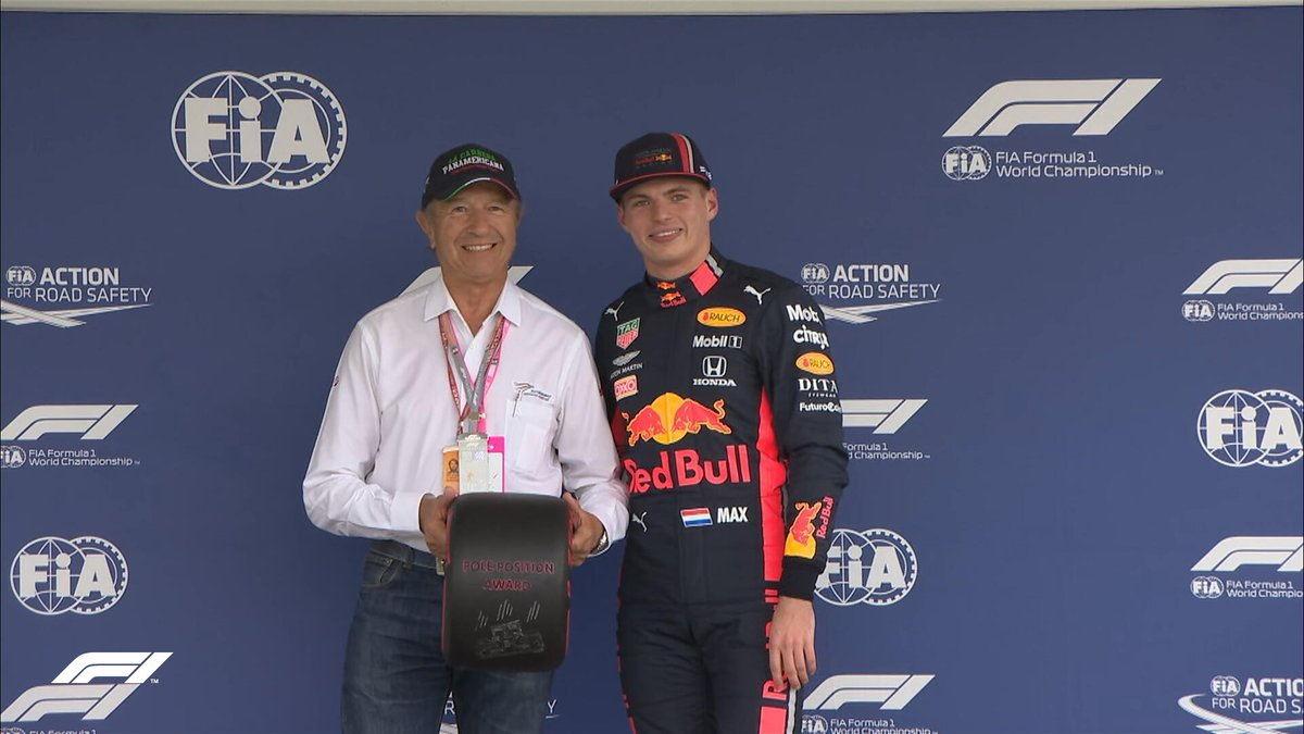 Formula 1, Verstappen la pole del GP del Messico, ma potrebbero essere le due Ferrari a partire in prima fila