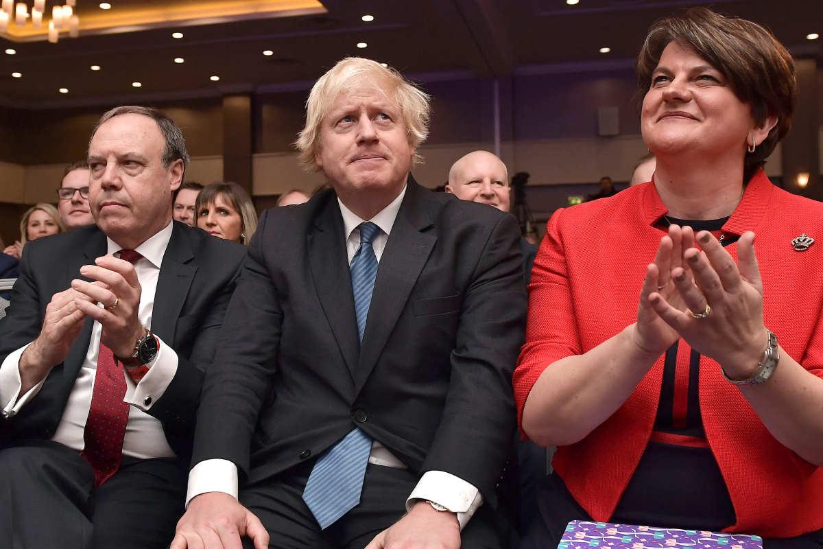 L'accordo sulla Brexit sarebbe ad un passo, ma a non esserne convinti adesso sono gli unionisti del DUP