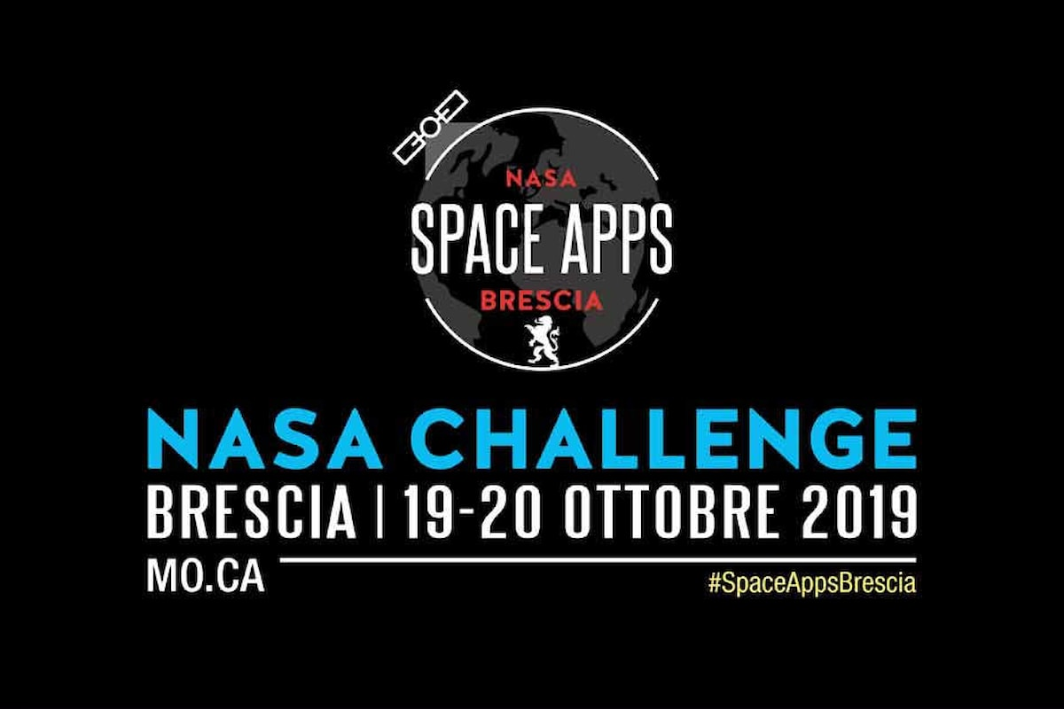 In partenza la seconda edizione del NASA Space Apps Challenge di Brescia