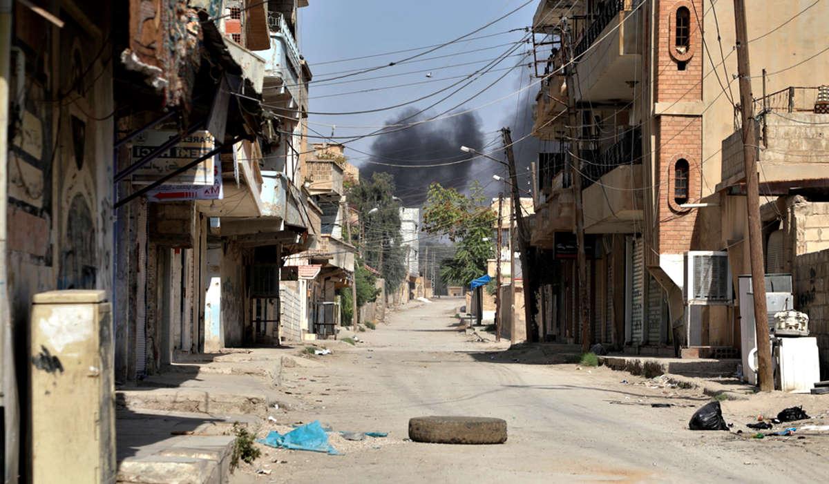 La tregua nel nord della Siria? I turchi continuano ad attaccare il Rojava anche venerdì 18 ottobre