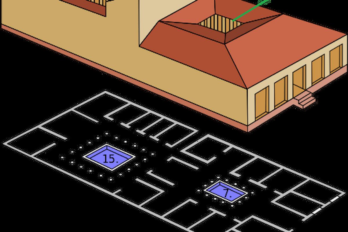 Le antiche case romane - Parte 7