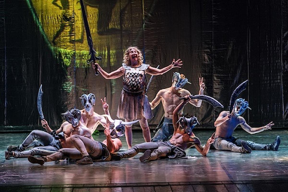 HO PERSO IL FILO, al Teatro Manzoni Angela Finocchiaro e le Creature