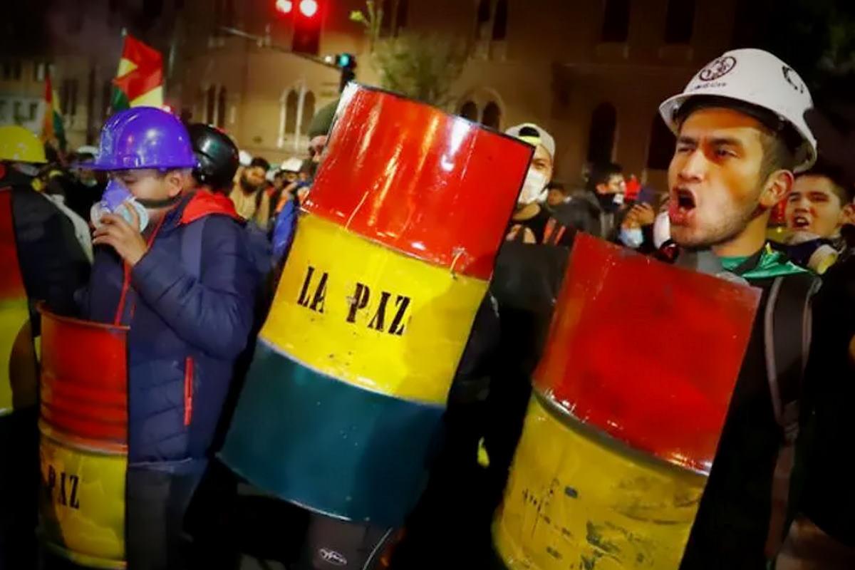 In Bolivia proseguono manifestazioni e scontri dopo le elezioni del 20 ottobre