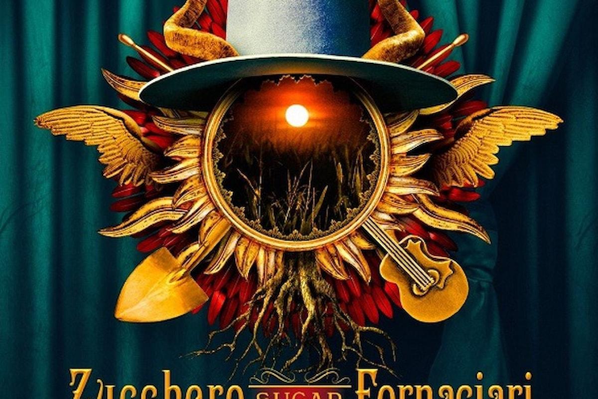 """""""D.O.C."""", da oggi in tutto il mondo il nuovo disco di inediti di ZUCCHERO """"SUGAR"""" FORNACIARI"""