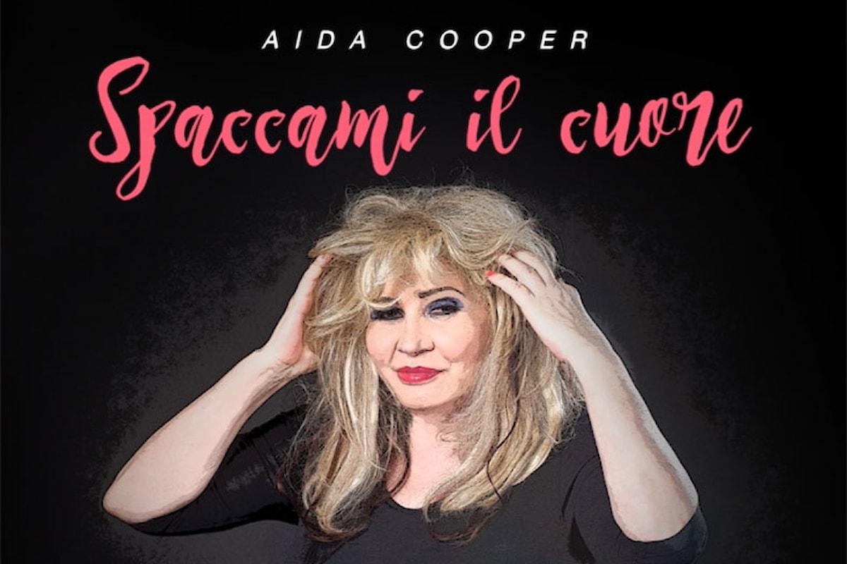Aida Cooper: il nuovo singolo è Spaccami il cuore