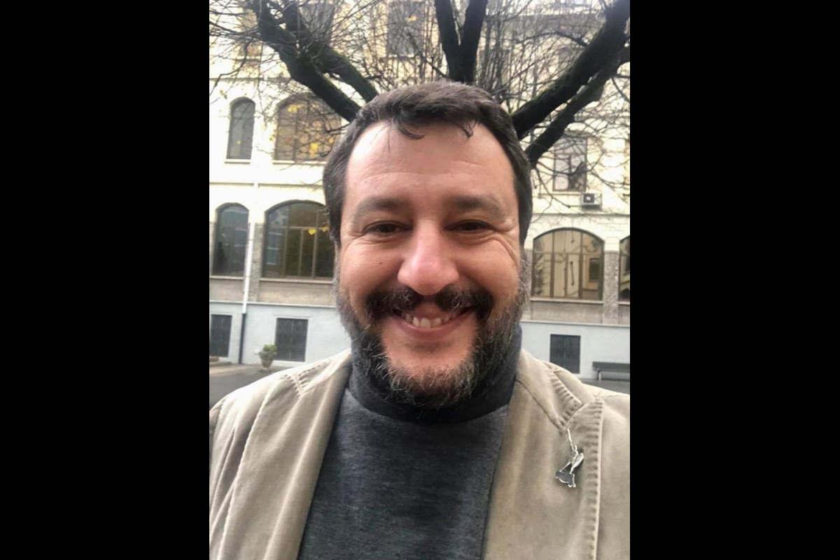 Salvini ramificato, una paternità presunta?