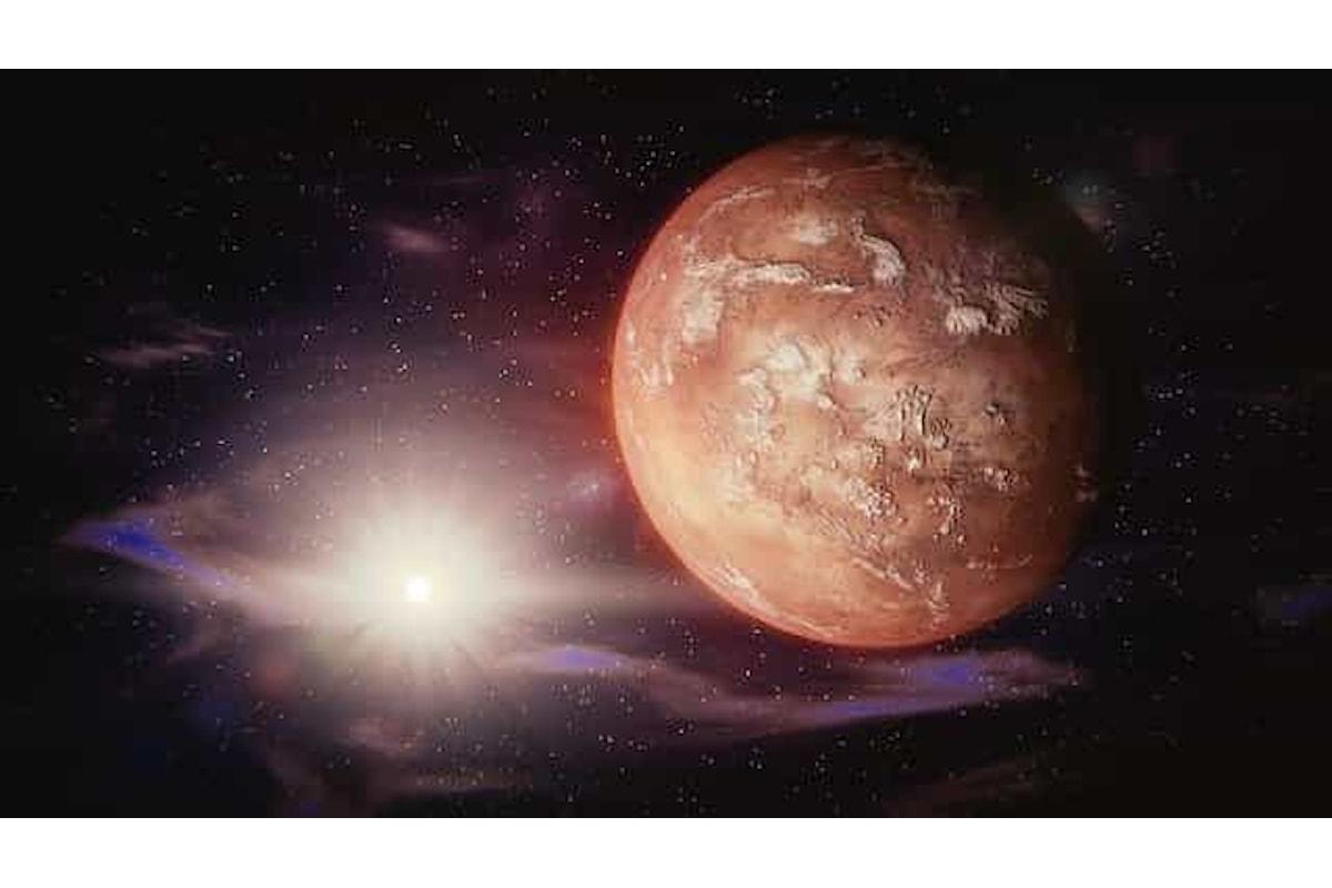 Un entomologo Usa dice di aver trovato le prove della vita su Marte