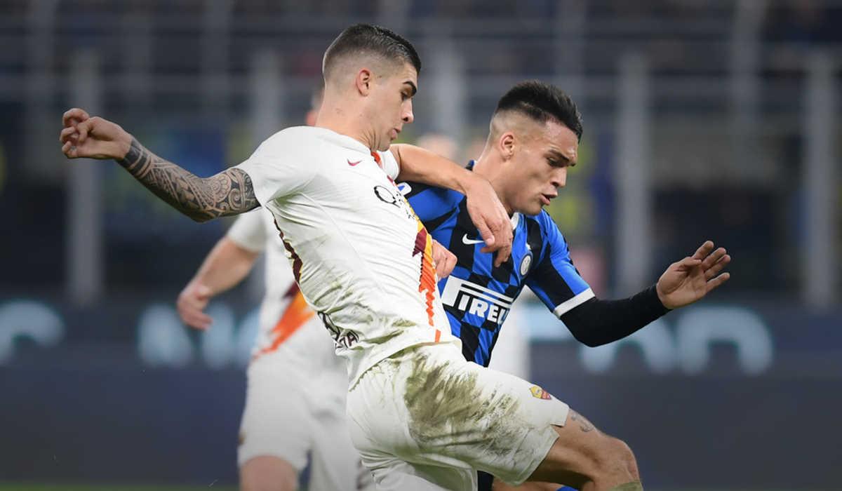 Pareggio a reti inviolate tra Inter e Roma