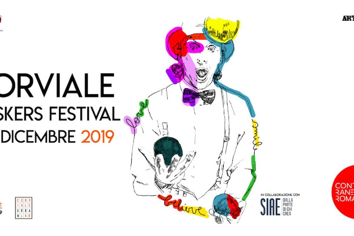 Il 7 e l'8 dicembre arriva il Corviale Buskers Festival, spin-off dell'Urban Lab con 20 spettacoli e concerti gratuiti