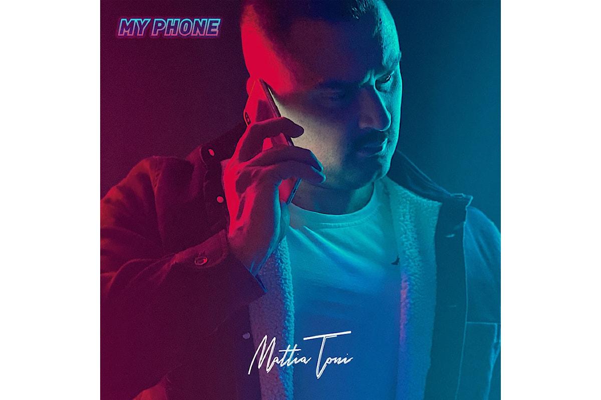 Mattia Toni: online il video del nuovo singolo My Phone