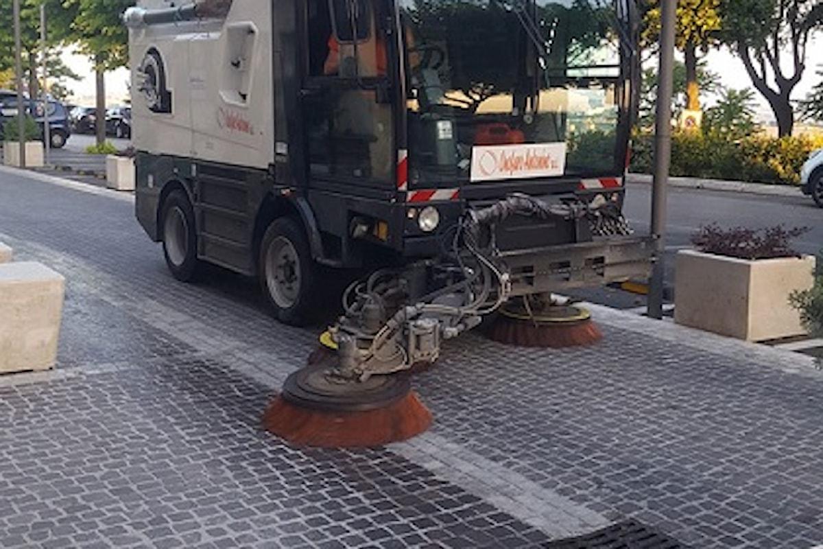 Milazzo (ME) - Servizio igiene urbana, pubblicato l'avviso al 30 giugno 2020
