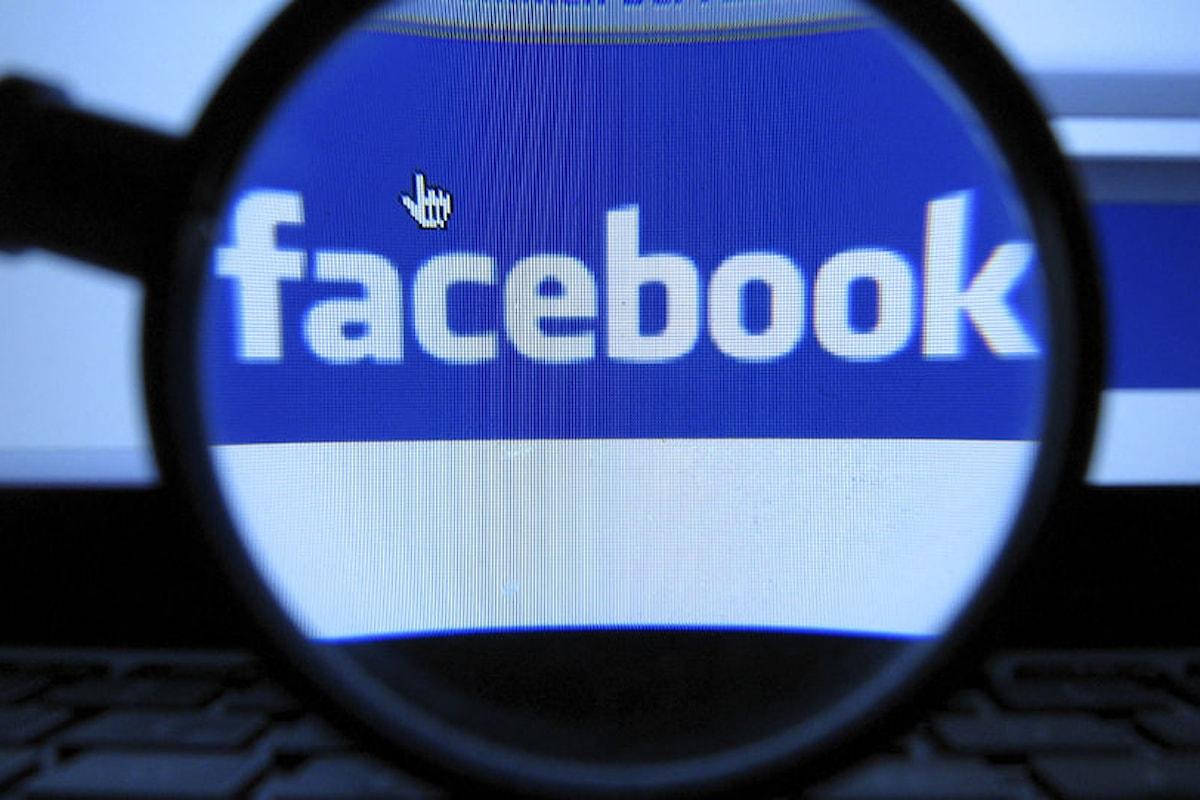 Facebook: un controllo ossessivo e in un certo senso antidemocratico e pericoloso, da segnalare e capire come fermare nel mondo.
